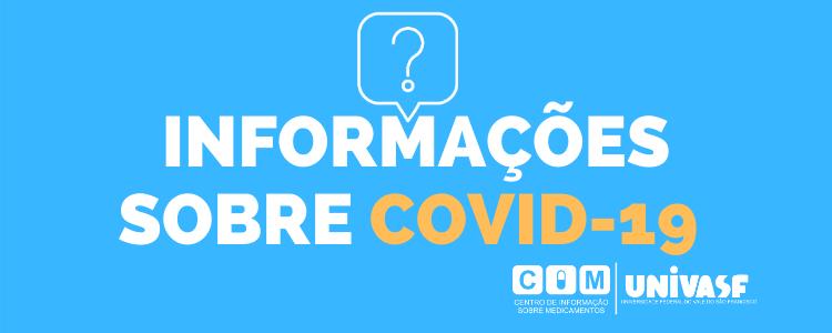 SAIBA MAIS SOBRE A PANDEMIA DO COVID-19 EM NOSSAS REDES SOCIAIS!
