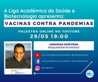 Liga Acadêmica de Saúde e Biotecnologia da Univasf produz vídeos sobre a Covid-19