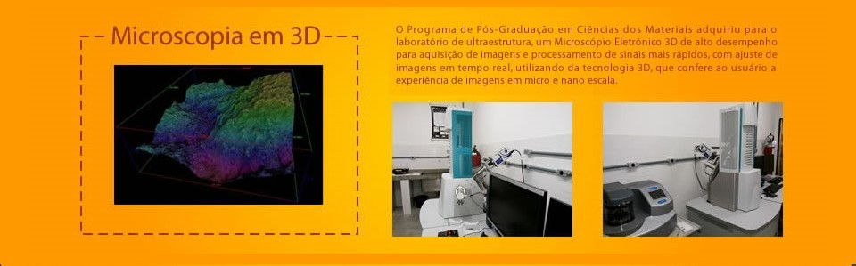Microscopia em 3D