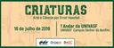 A exposição está em cartaz no primeiro andar do Campus Senhor do Bonfim (BA).