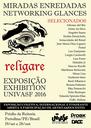 Cartaz Exposição Miradas Enredadas - 2016