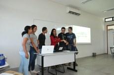 Foram apresentados três relatórios, elaborados a partir de atividades extensionistas realizadas por 24 estudantes.