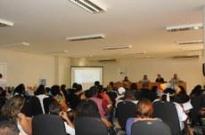A Assembleia contou com representantes dos 7 municípios que compõem o Território Sertão do São Francisco.