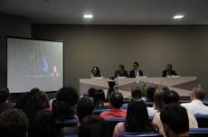 O evento aconteceu no Campus Sede, em Petrolina (PE).