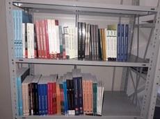 Alguns dos títulos já estão disponíveis para a comunidade acadêmica.