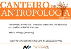 O evento acontece no Campus Serra da Capivara, em São Raimundo Nonato (PI).