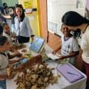 A programação acontece em sete escolas da rede estadual de ensino.