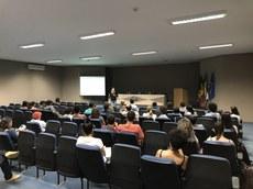 O evento discutiu temas relacionados ao Rio São Francisco.