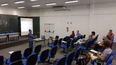 Reunião da Comissão de Orçamento Participativo no Campus Serra da Capivara