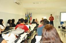 O reitor falou sobre as principais medidas  implementadas na Universidade para garantir o funcionamento das atividades letivas até o final de 2019.