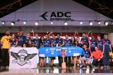 A equipe F-Carranca conquistou a 4ª colocação na competição.