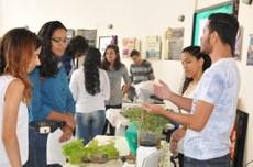 Equipe do Curso de Engenharia Civil apresentou o Ecofiltro, cujo objetivo é a reutilização de água da pia e da máquina de lavar roupas