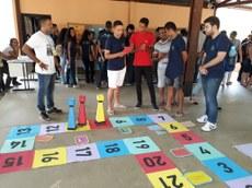 O evento aconteceu no último sábado (19) e reuniu cerca de 60 participantes.