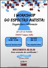 LIAAC realizará o workshop, que irá abordar o autismo.