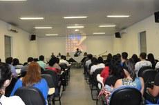 Encontro do II EPEAs no Campus Paulo Afonso, no último dia 29