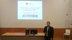 Professor Jackson Guedes apresenta palestra na Universidade do Porto