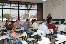 Reunião do Univasf em Ação realizada no Campus Ciências Agrárias