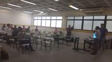Reunião do Univasf em Ação realizada no Campus Juazeiro.