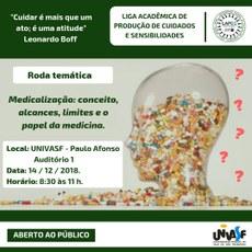 O evento acontecerá amanhã (14), no auditório 1 do Campus da Univasf, em Paulo Afonso