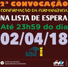 Preenchimento da CPLE deve ser feito até as 23h59 de 2 de abril.