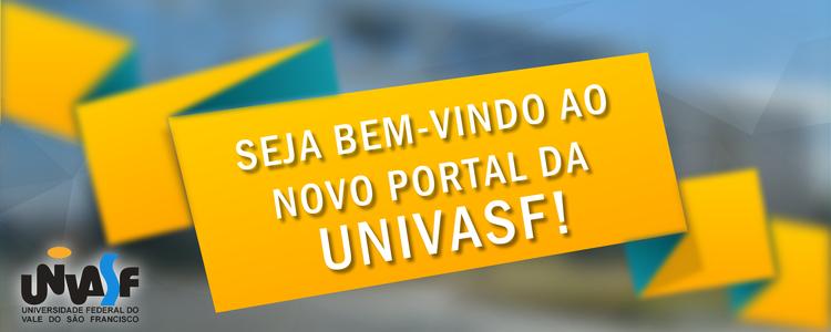 Univasf lança novo portal institucional