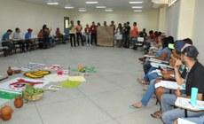 O curso conta com a participação de 75 pessoas das 18 Vilas Produtivas Rurais (VPRs) do PISF.