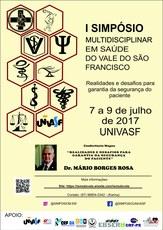 I Simpósio Multidisciplinar em Saúde discutirá a importância do trabalho multiprofissional no cuidado dos pacientes