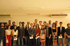 A solenidade aconteceu na sala do Conselho Universitário (Conuni), Campus Sede, em Petrolina (PE).