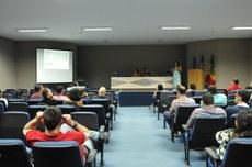 O seminário foi realizado pelos tutores do Programa Mais Médicos da Rede PEBA e por professores do Colegiado de Medicina.