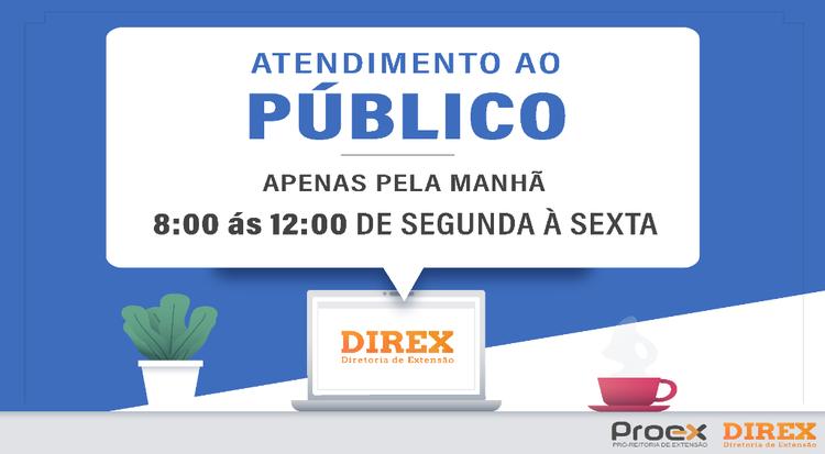 Horário de Atendimento ao Público
