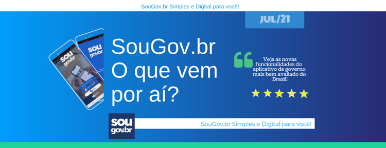 SouGov.br: O que vem por aí?
