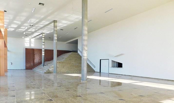 Hall do Cineteatro