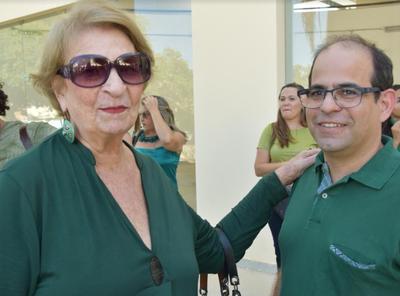 Prof. Telio e Marisy