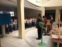 Atividades realizadas com estudantes de escolas públicas