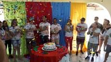Servidores comemoraram seu dia no IV Integrar para Construir.