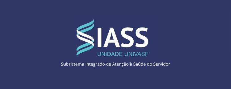 Bem-vindo ao SIASS UNIVASF