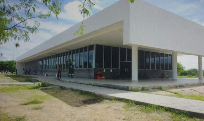 Biblioteca Campus Ciências Agrárias - Petrolina