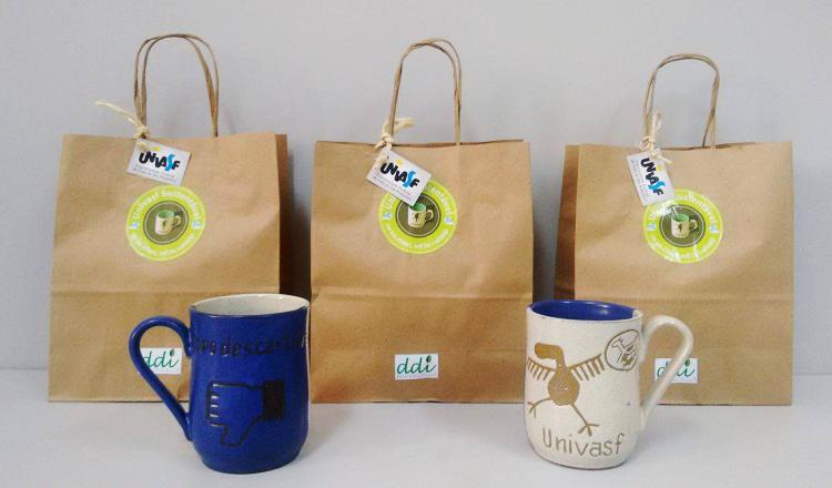 """Kit Univasf Sustentável"""