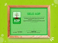 Univasf recebe Selo A3P do Ministério do Meio Ambiente por boas práticas de sustentabilidade