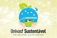 Programa Univasf Sustentável apresenta nova marca